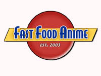 Fast Food Anime logo - home page