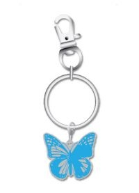 Paradise Kiss: Butterfly (Metal) Key