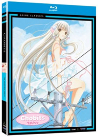 Chobits: The Complete Series (Classic Line) Blu-ray