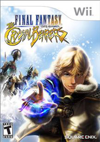 Wii - Final Fantasy: Crystal Chronicles: The Crystal Bearers VideoGame
