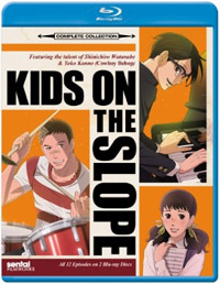 Kids on the Slope: Complete Collection Blu-ray