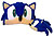 Sonic: Sonic fleece capHat