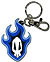 Bleach: Skull Logo (PVC)Key