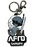Afro Samurai: Fighting stance (PVC)Key