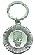 Death Note: Skull Icon (Metal)Key