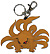 Naruto: Nine-Tailed Fox (PVC)Key