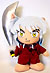 InuYasha: InuYasha with big swordPlush