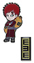 Naruto Shippuden: SD Gaara and LettersPin