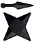 Naruto Shippuden: Kunai and Shuriken (PVC)Pin