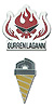 Gurren Lagann: Team Dai-Gurren logo and Core DrillPin