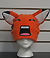Emo Hat: Angry Fox (Orange)Hat